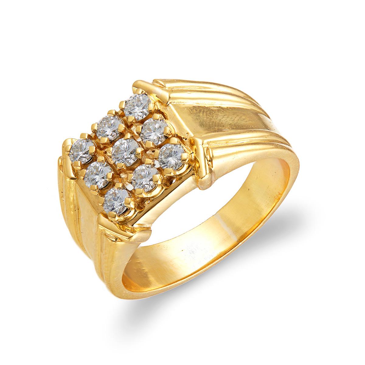 Gleaming Ring