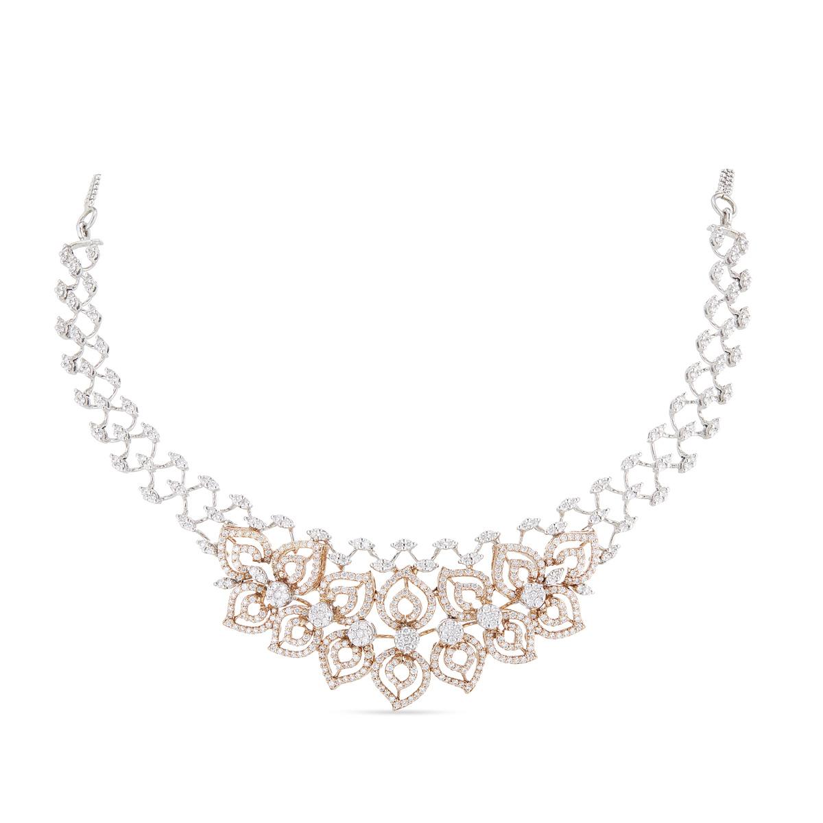 Enchanting Diamond Necklace