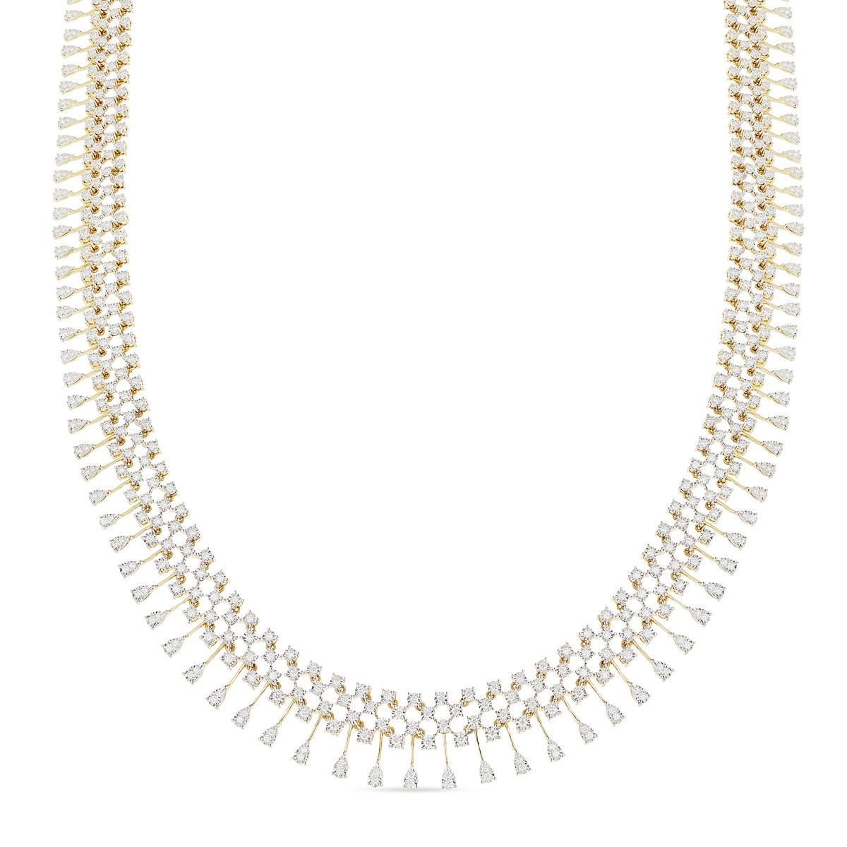 Fashionable Necklace Treasure