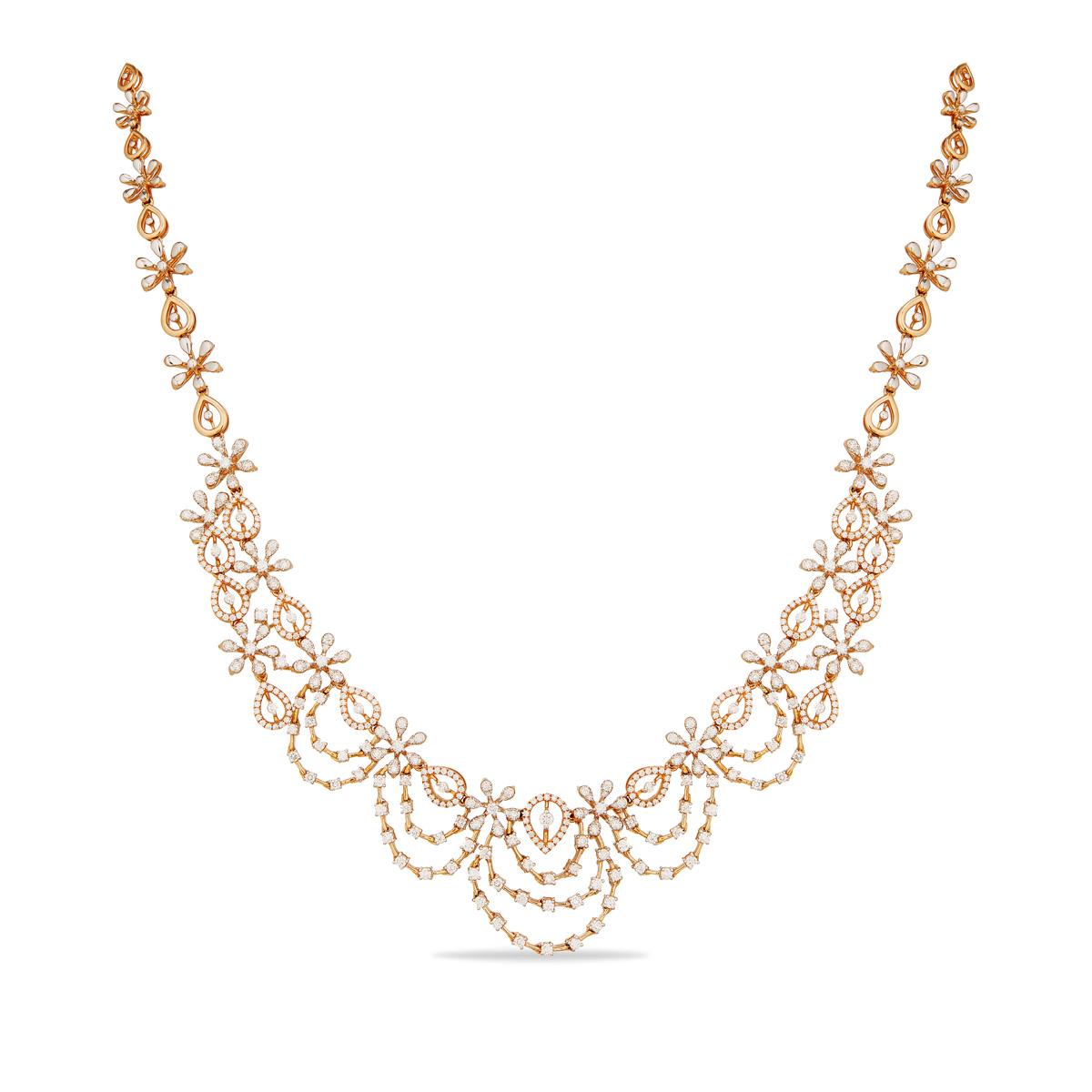 The Florintina Tulip Necklace