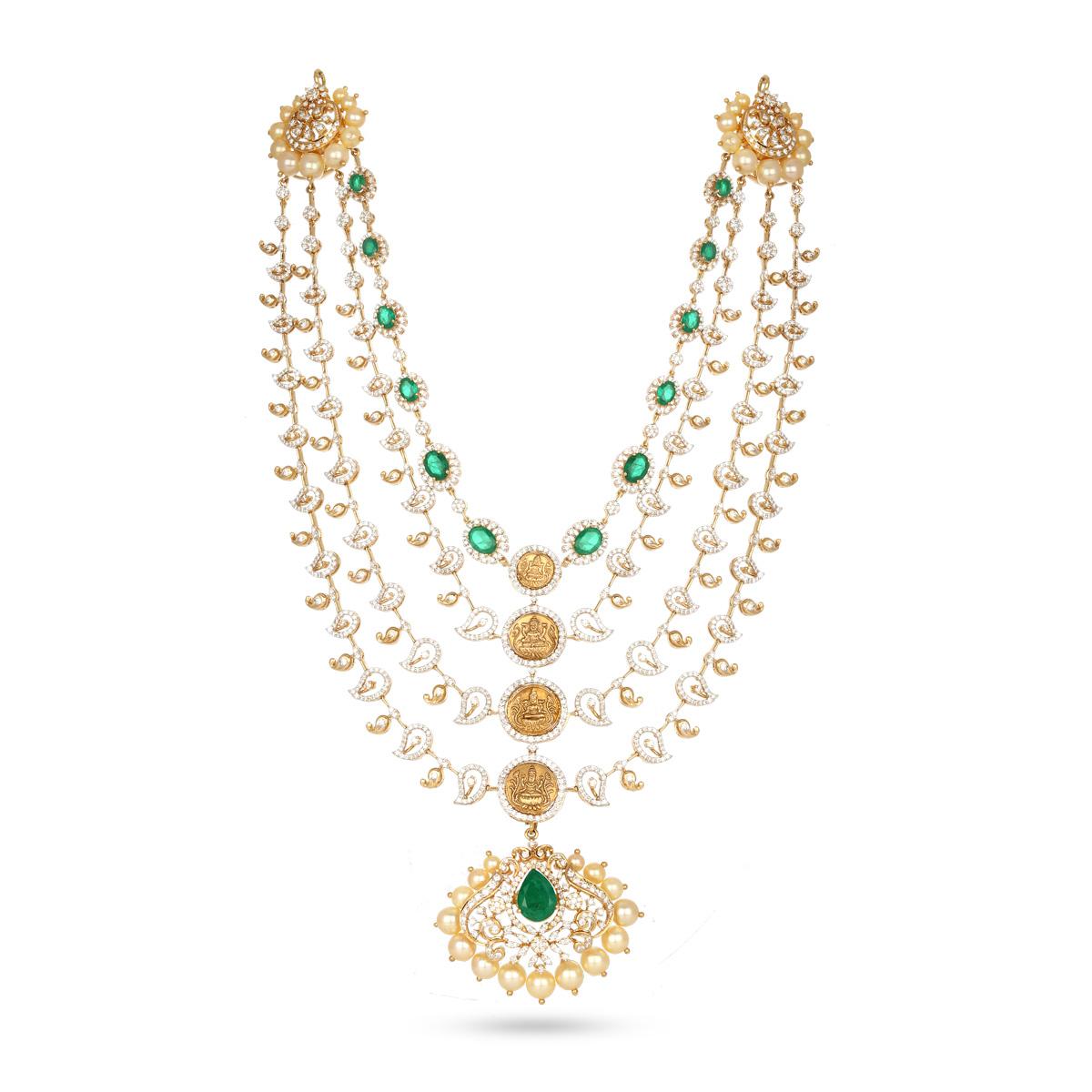 Lavish Kalika Necklace
