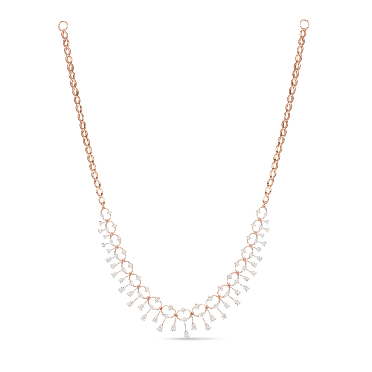 Elite Diamond Necklace