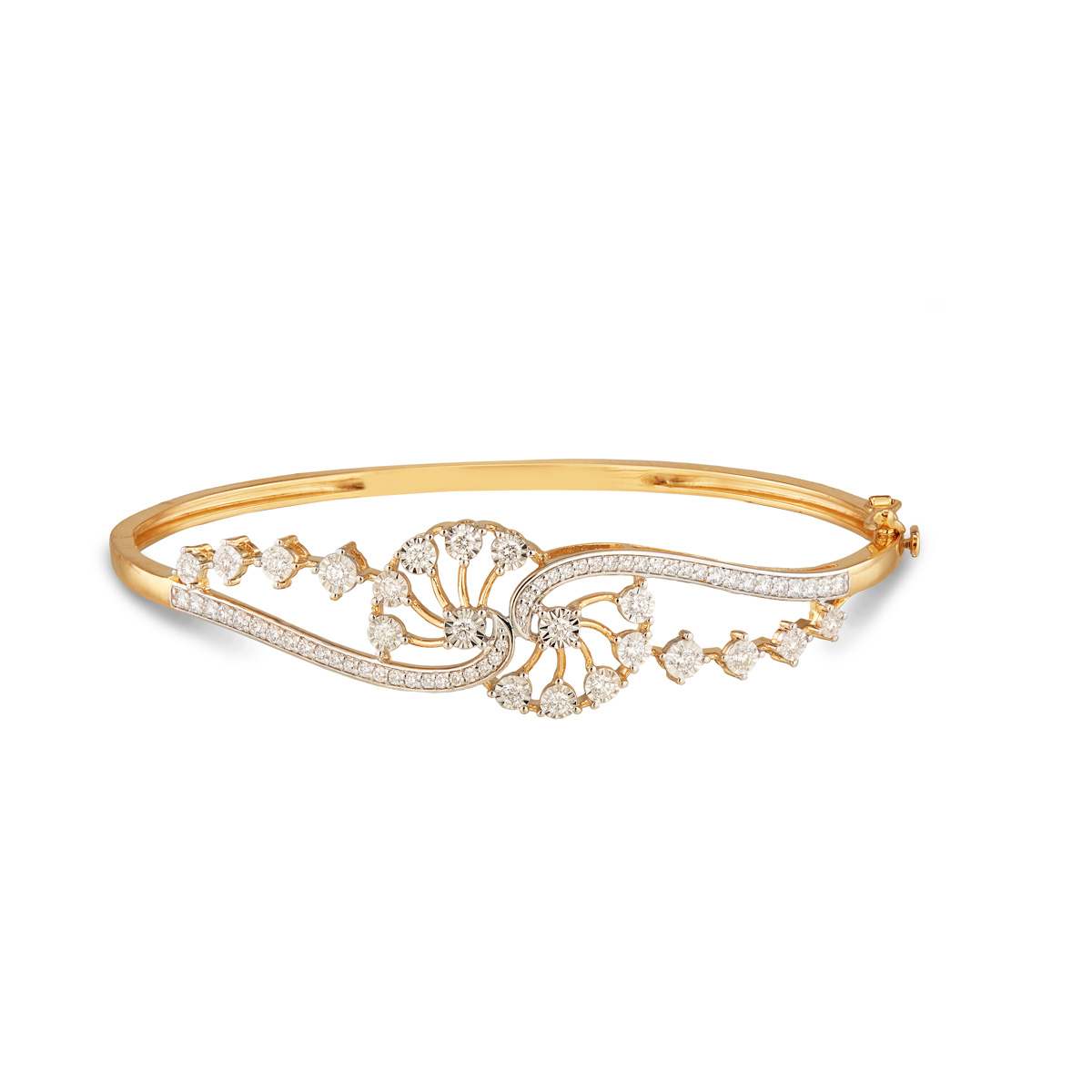 Aarohi Diamond Bracelet