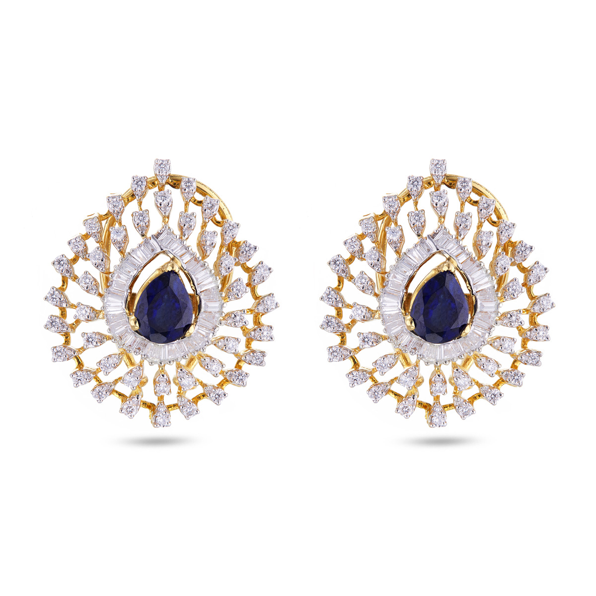 The Supreme Stylite Stud Earrings