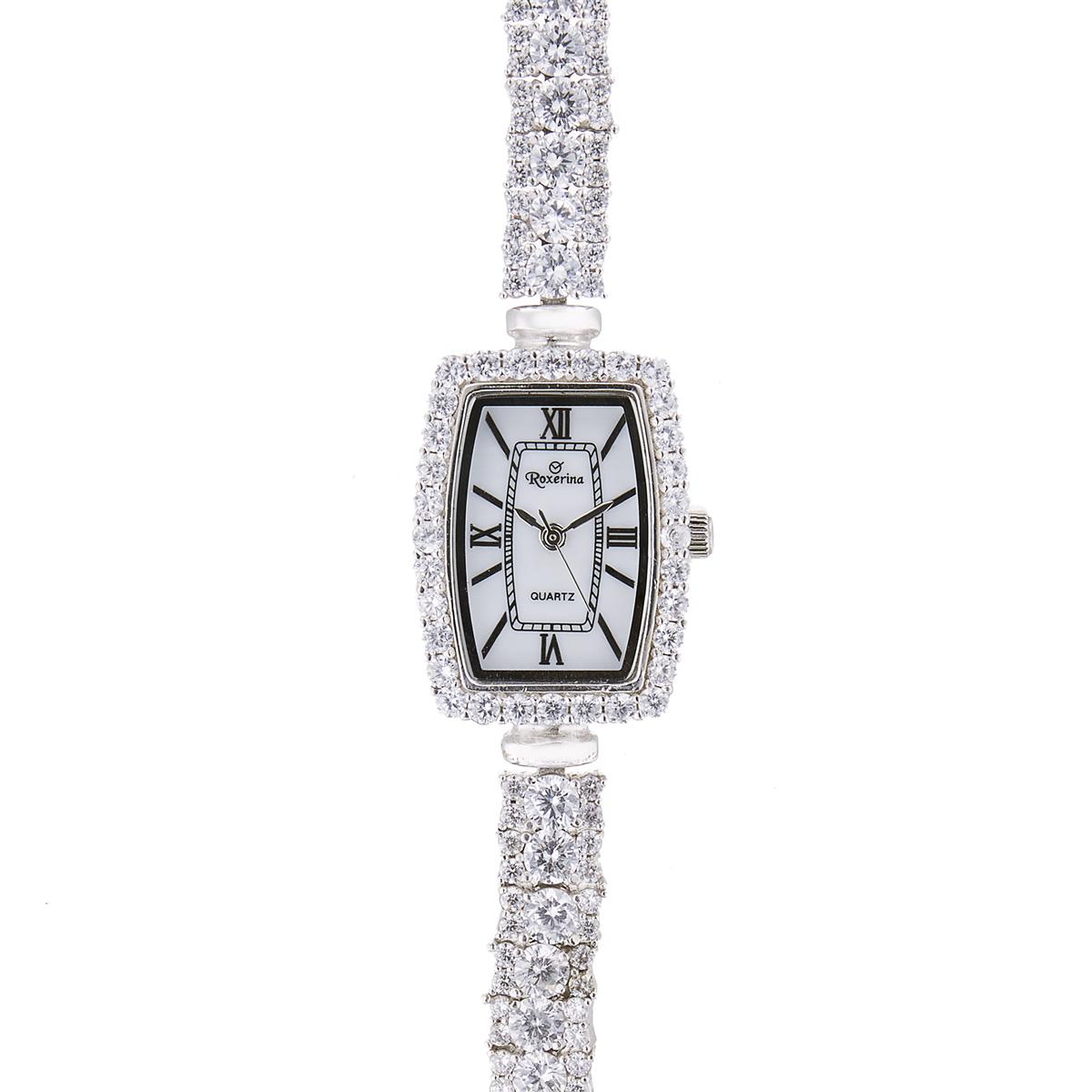Fancy Silver Watch