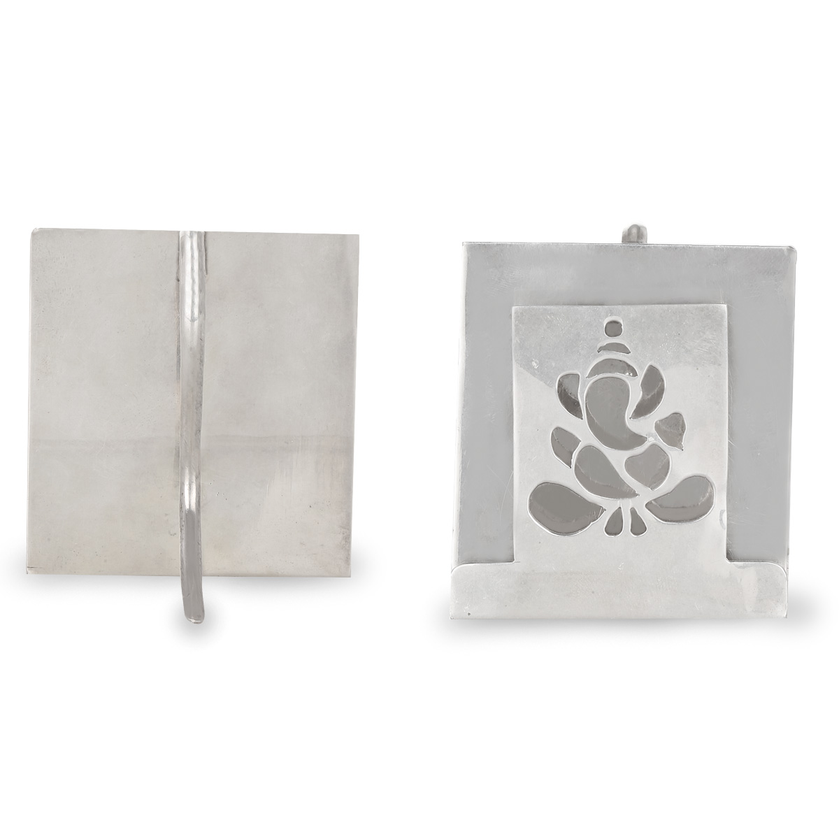 Silver Photo Stand