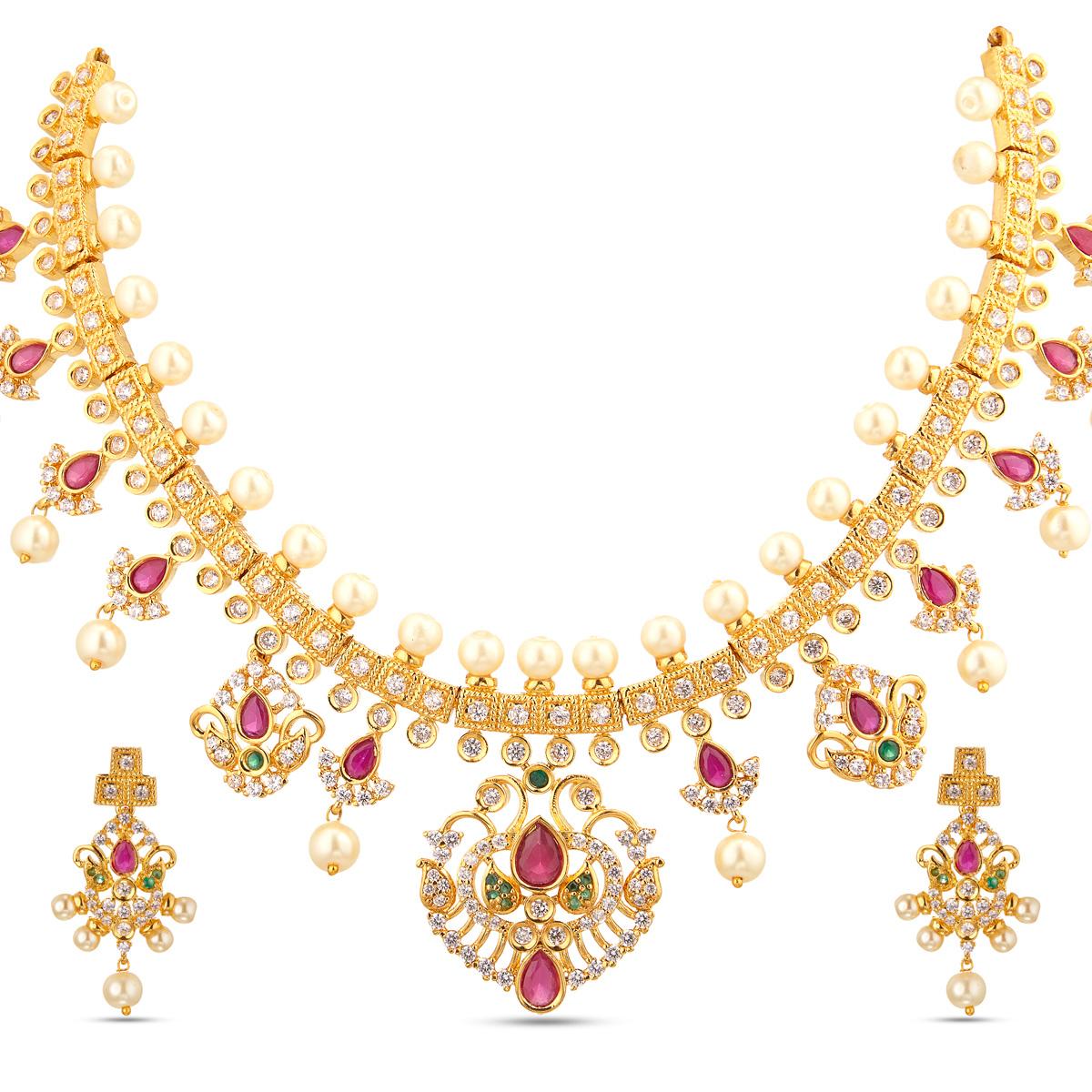 Necklace Set-0183