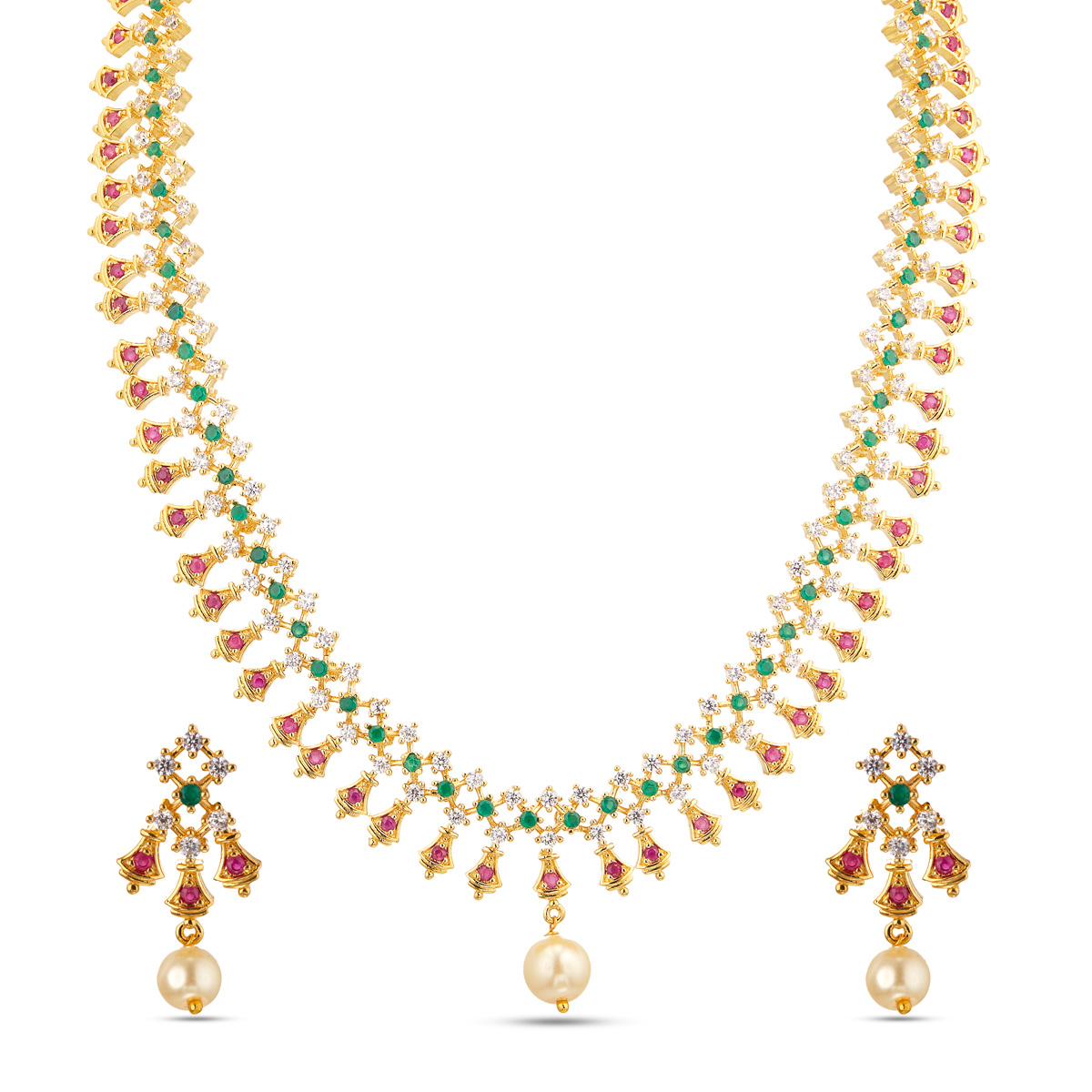 Necklace Set-0185