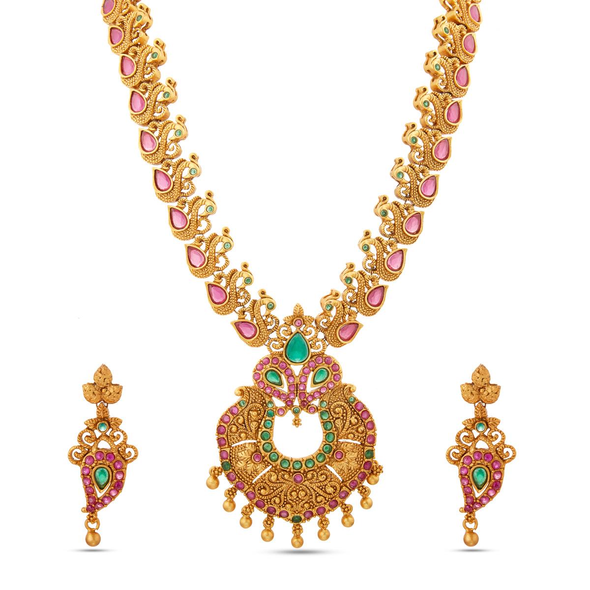 Necklace Set-0188