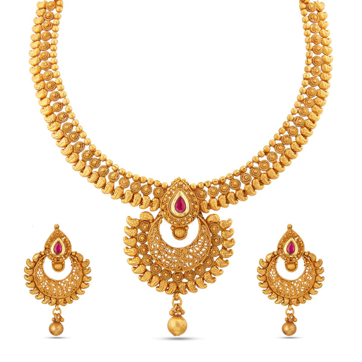 Necklace Set-0189