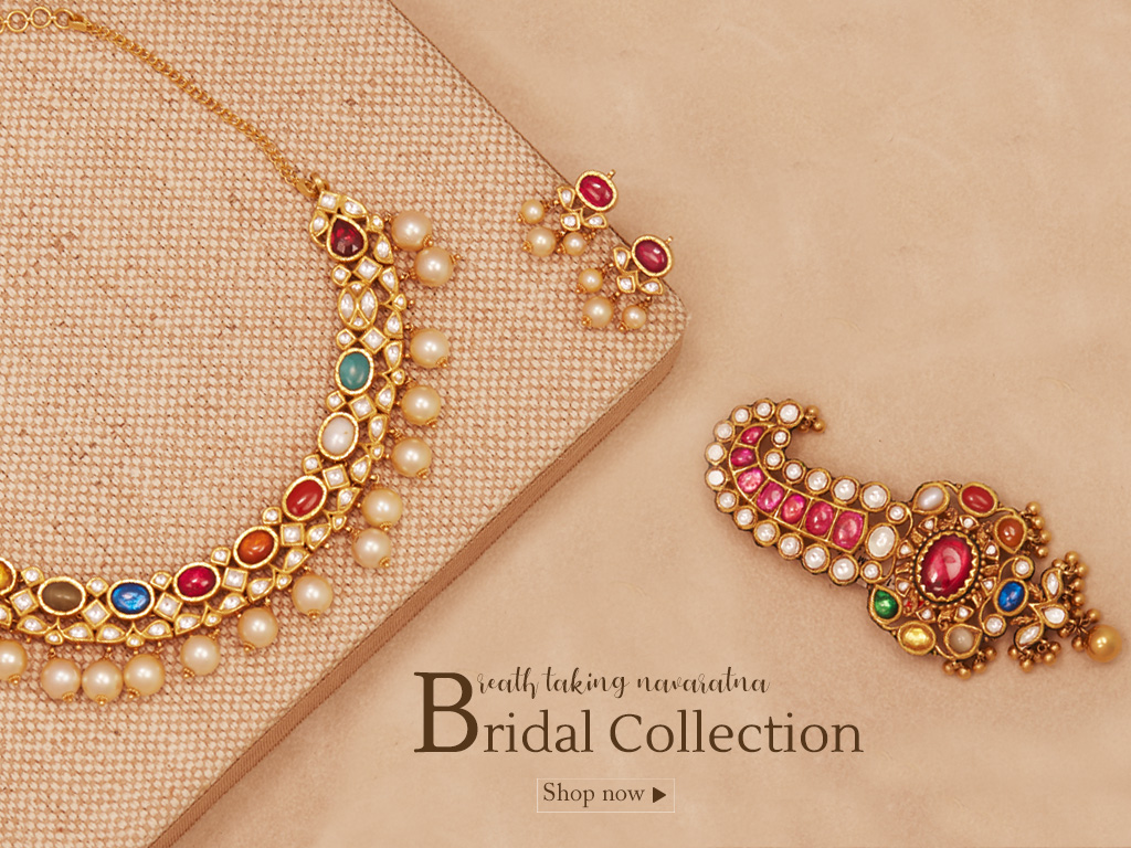 Buy South Indian Jewellery Online Traditional Indian